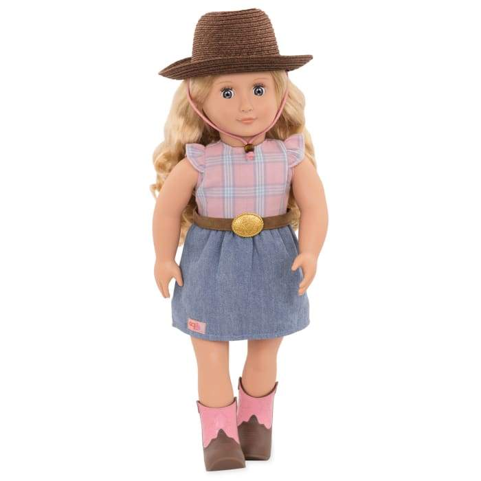Our Generation Lea Rose Regular Doll