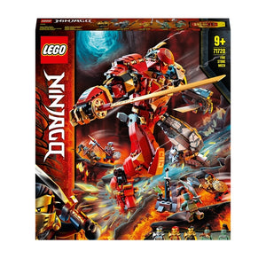 Lego Ninjago Fire Stone Ninja Action Figure 71720