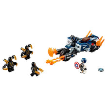 Load image into Gallery viewer, Lego 76123 Marvel Avengers Outriders Attack Toy