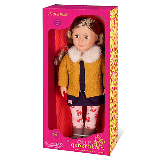 Our Generation Florence Doll 31149