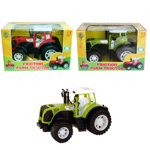 Large Friction Tractor Assorted