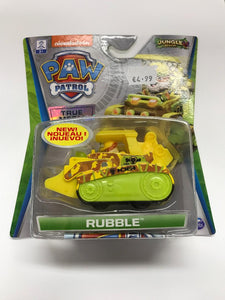Paw Patrol True Metal Jungle Rescue Rubble