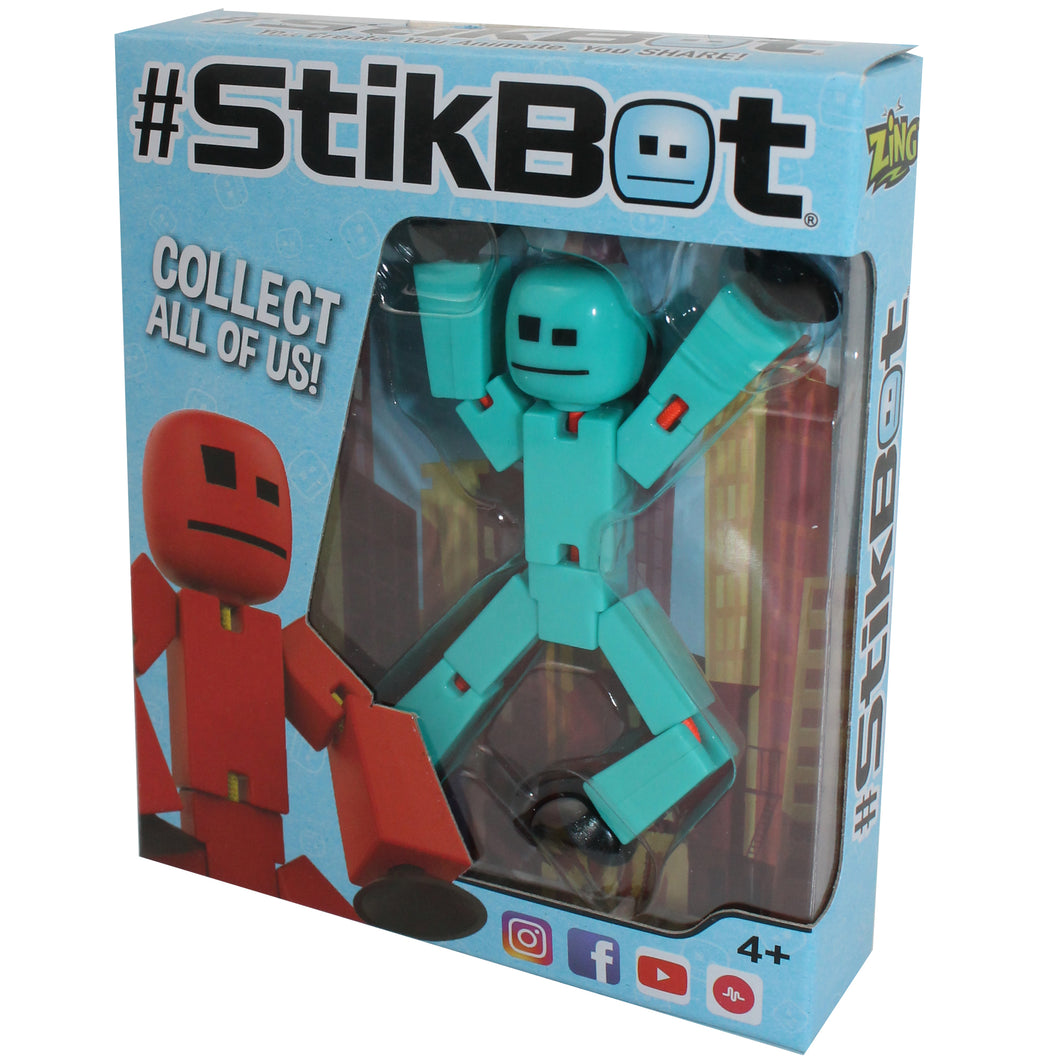 Stikbot Assorted Figure