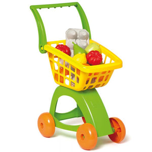 Molto Shopping Trolley With Food