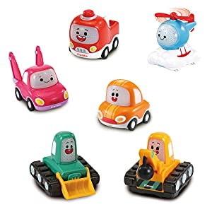 Vtech Cory Carson Vehicles (Assorted)