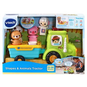 Vtech Shapes & Animal Tractor