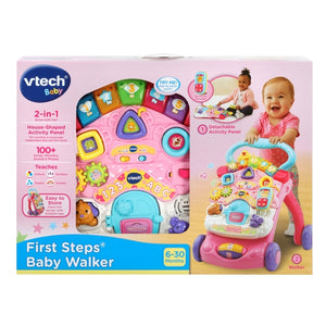 Vtech 1st Steps Walker Pink