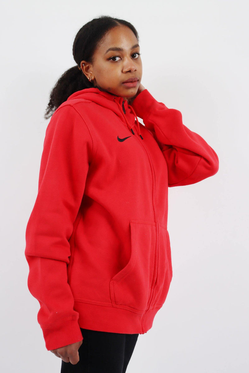 Vintage Adidas Equipment Hoodie S - Red