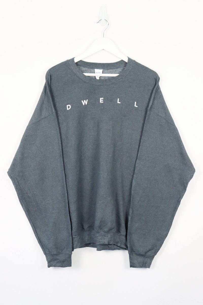 Vintage Dwell Sweater Women XL - Grey