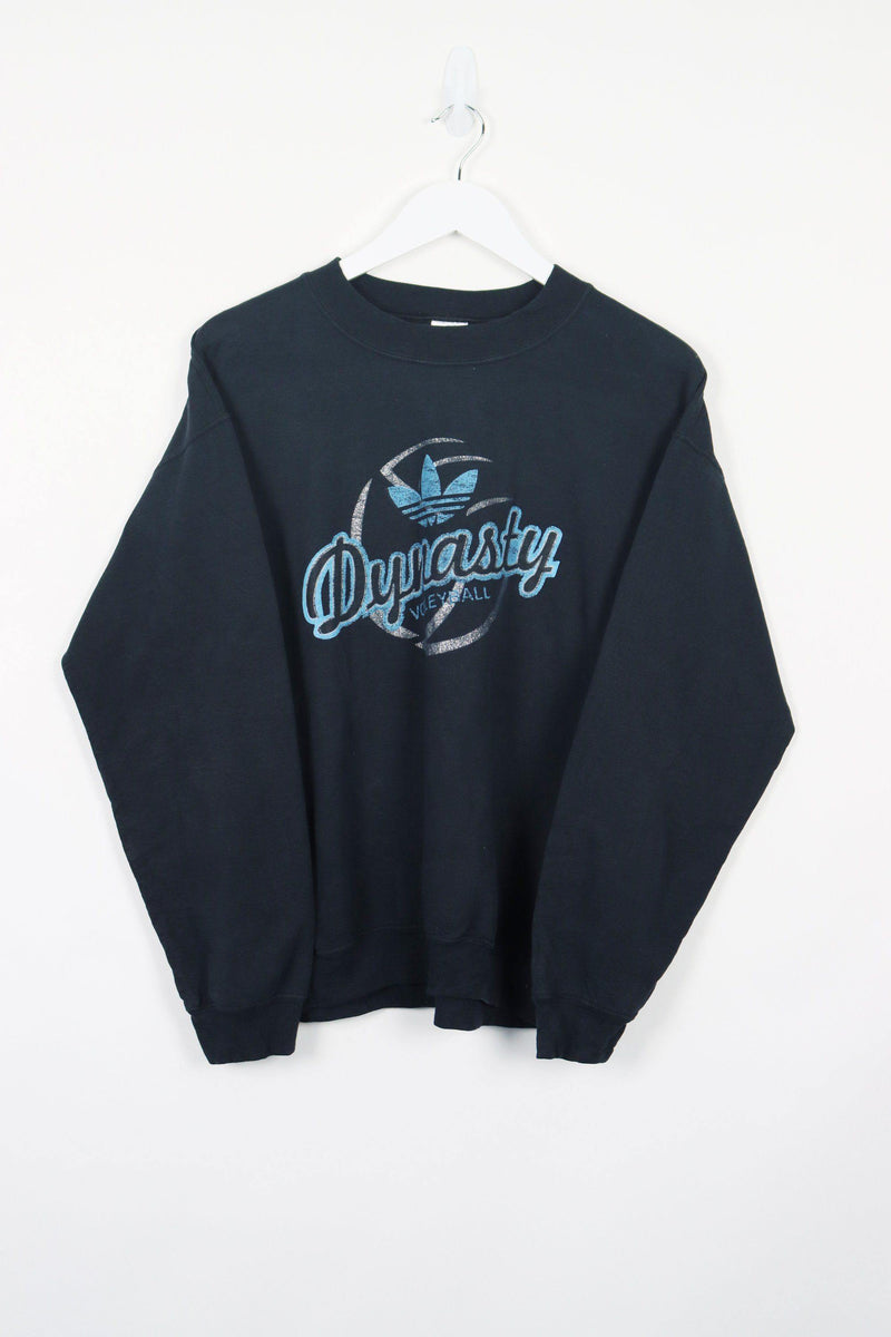 Vintage Puma Crewneck Sweater S - Blue
