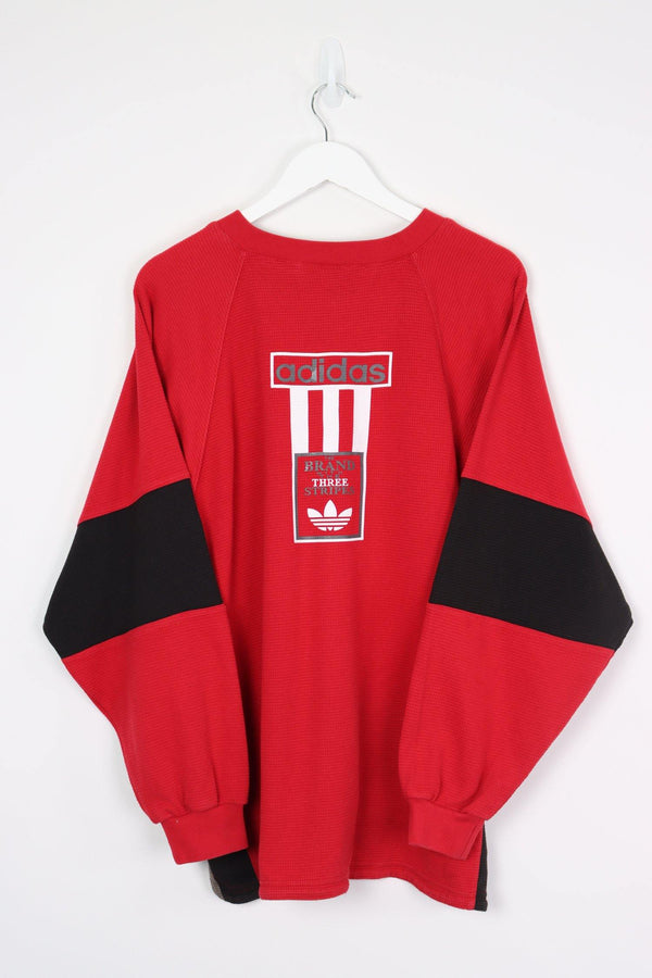 Vintage Reebok 49ERS NFL Sweater L - Red