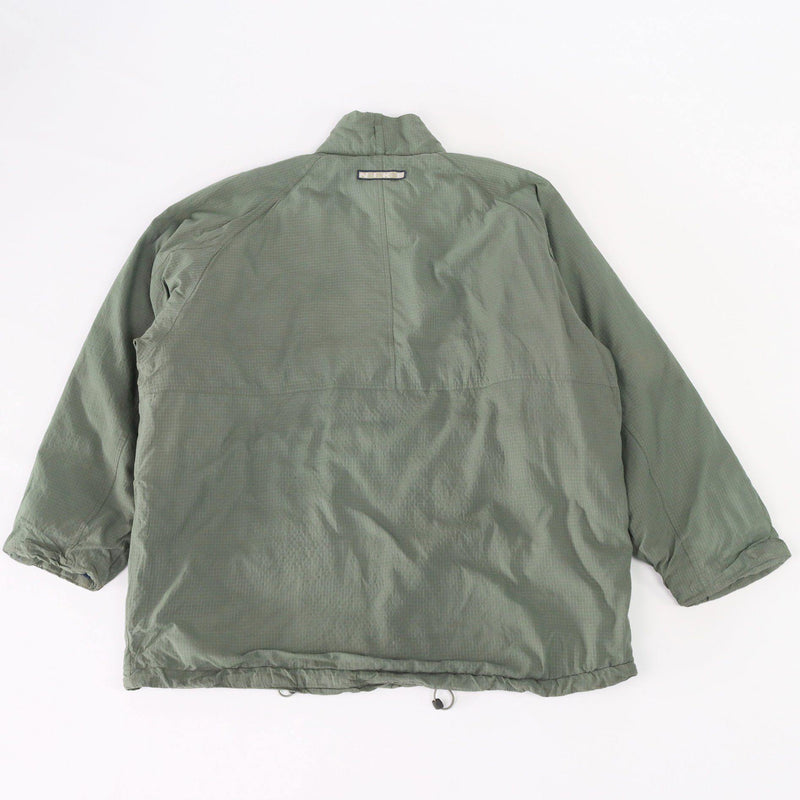 Vintage Nike Logo Coat XL - Green - ENDKICKS