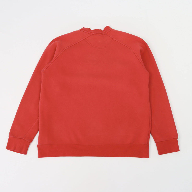 Vintage Adidas Spellout Sweater XS - Red
