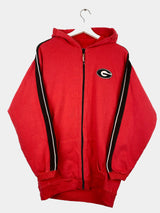 Vintage Starter Green Bay Packers Hoodie L - Red