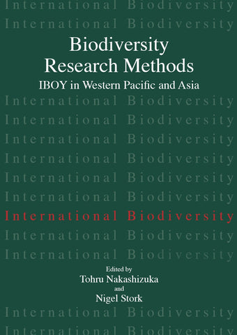 Biodiversity Research Methods