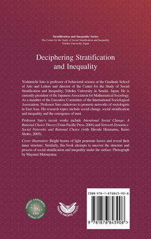 Deciphering Stratification and Inequality