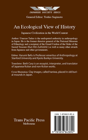 An Ecological View of History