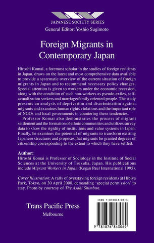 Foreign Migrants in Contemporary Japan