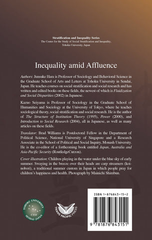 Inequality amid Affluence