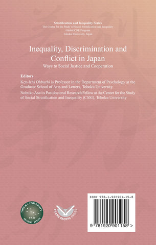 Inequality, Discrimination and Conflict in Japan