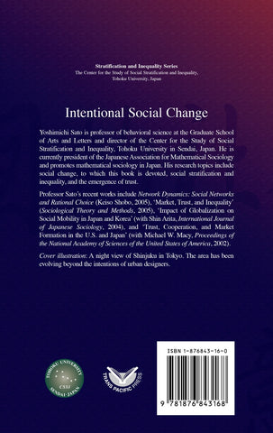 Intentional Social Change