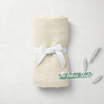 Load image into Gallery viewer, Bamboo Swaddle - Cream