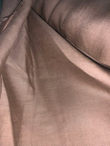 Pure French Linen - Chocolate