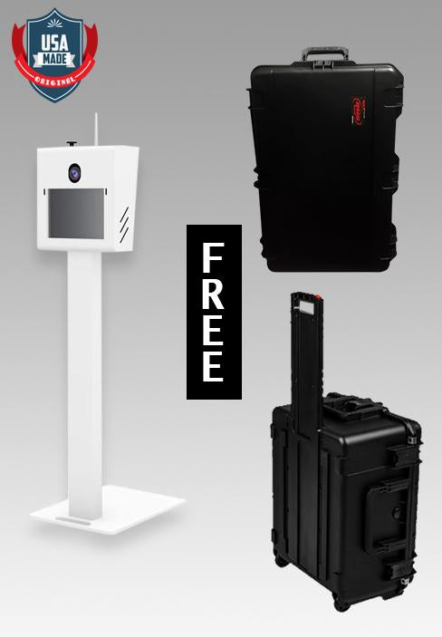FREE TRAVEL CASE! T11 2.5 Photo Booth Shell
