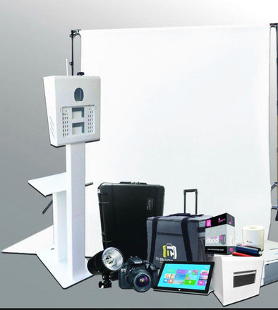 "T11 2.5 ""DELUXE"" PHOTO BOOTH BUSINESS BUNDLE PACKAGE"