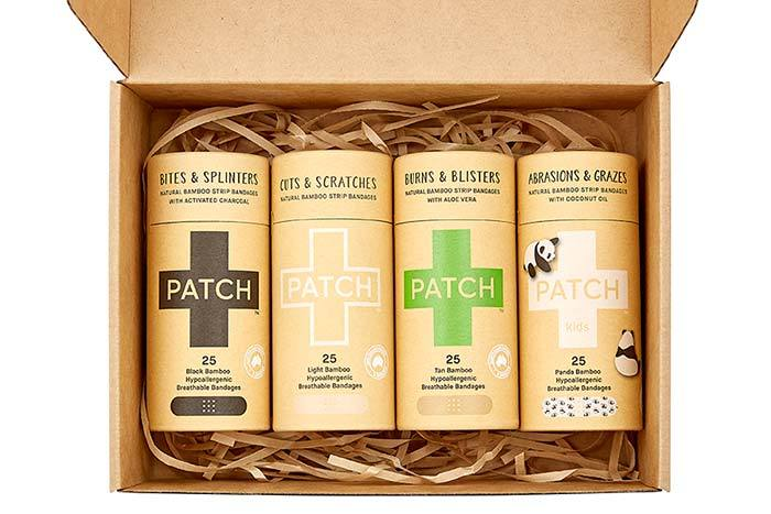 PATCH Bamboo Bandages Complete Collection