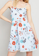 Load image into Gallery viewer, Floral Sundress