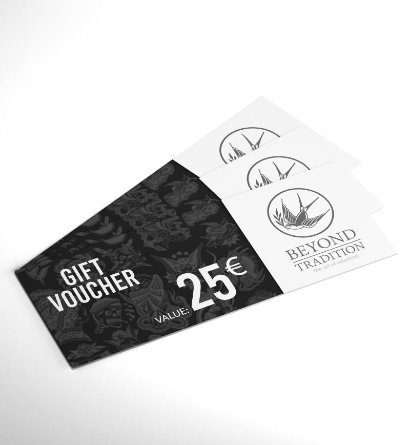 Beyond Tradition GIFT CARD (Download)