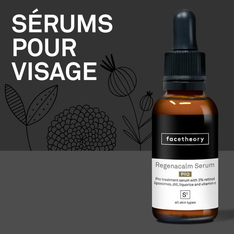 Collections - Face Serums - Serums Pour Visage