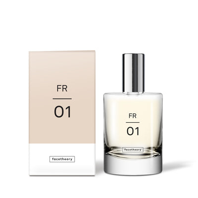 FR 01 Parfum - Fragrance and Box