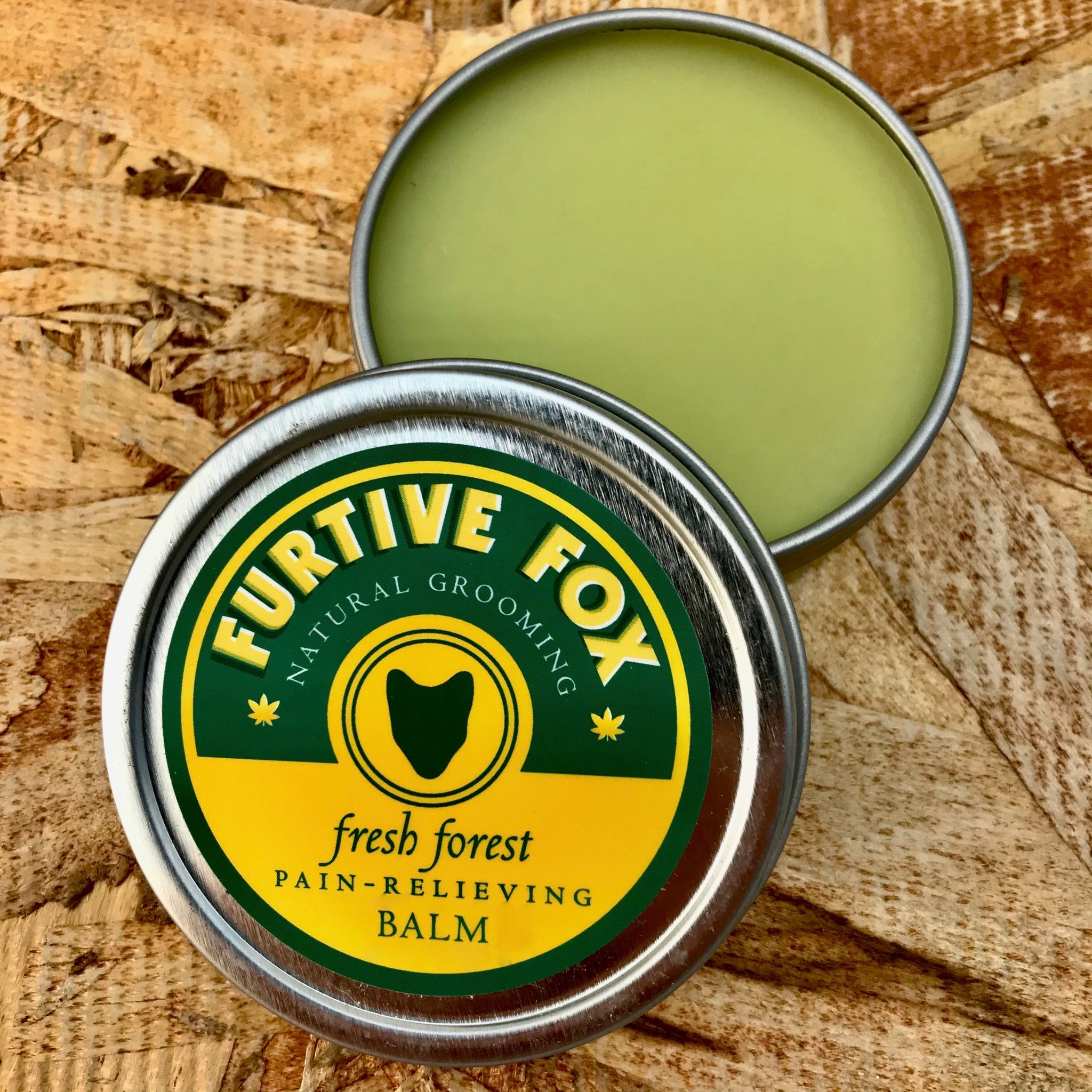 Fresh Forest Pain Relief balm *with ARNICA