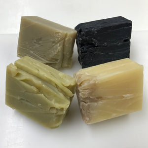 "Box of 4 ""Odds & Ends"" Soap"