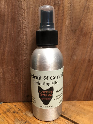 **SALE**  Grapefruit & Geranium Scented Spray