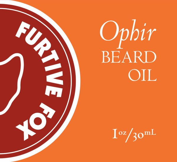 Ophir Beard Oil