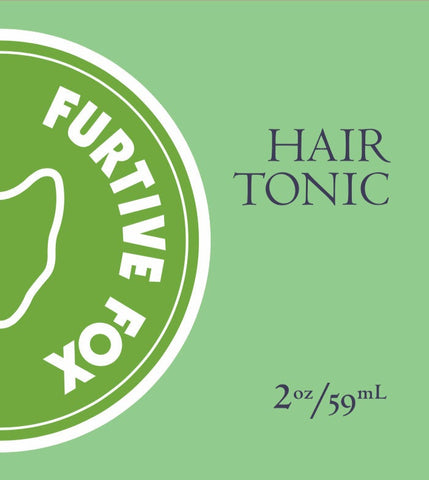 Healthy Hair & Scalp Tonic