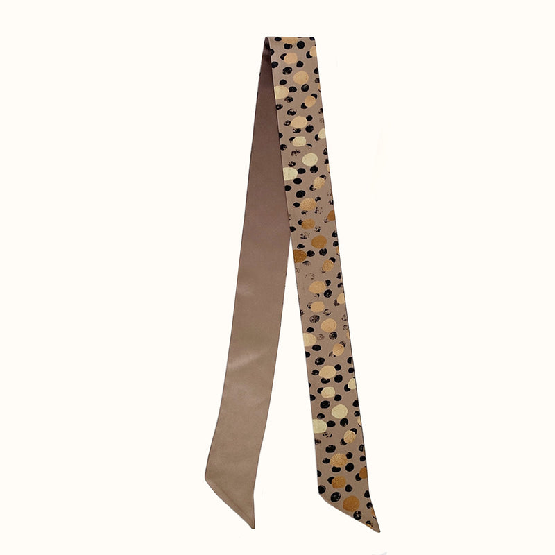 Dark Patina Vachetta Leather Strap 7mm (burgundy glazing)