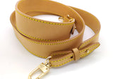 Honey Vachetta Leather Large Strap 30mm (Clear Glazing)