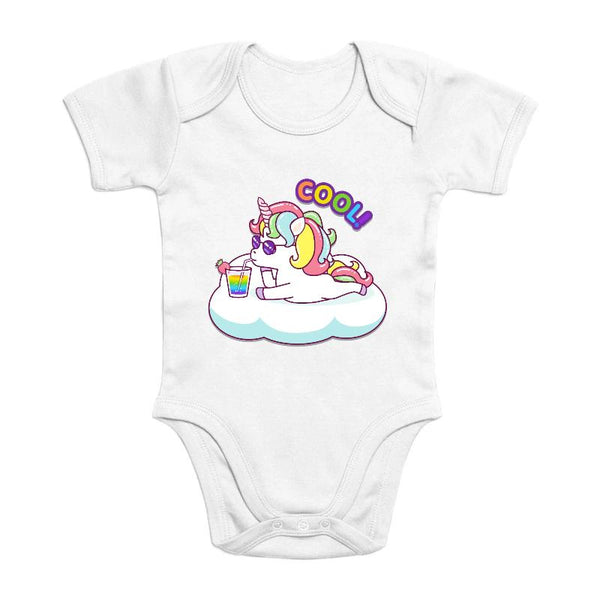 Body licorne Cool coton bio