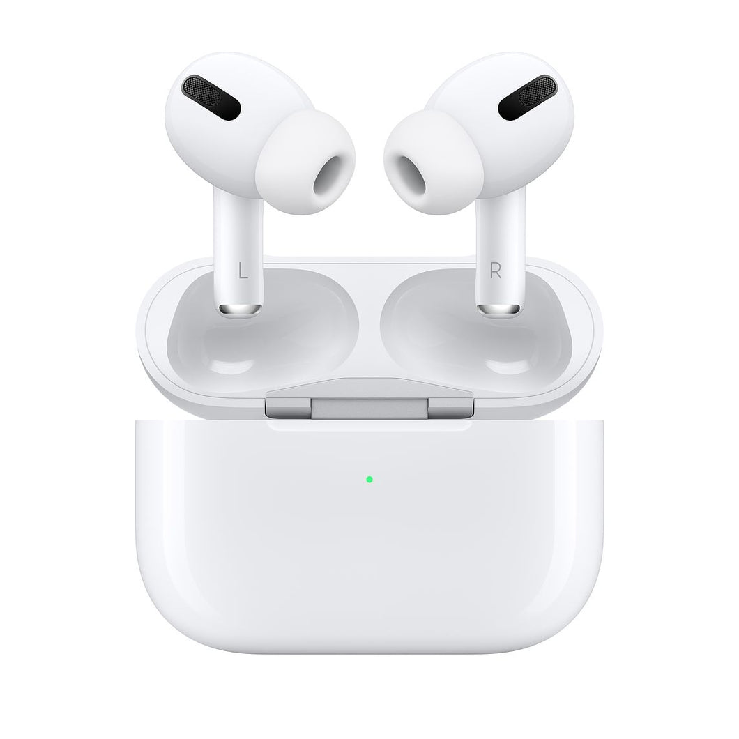 White Eardots Pro - Wireless Bluetooth Earbuds with Charging Case