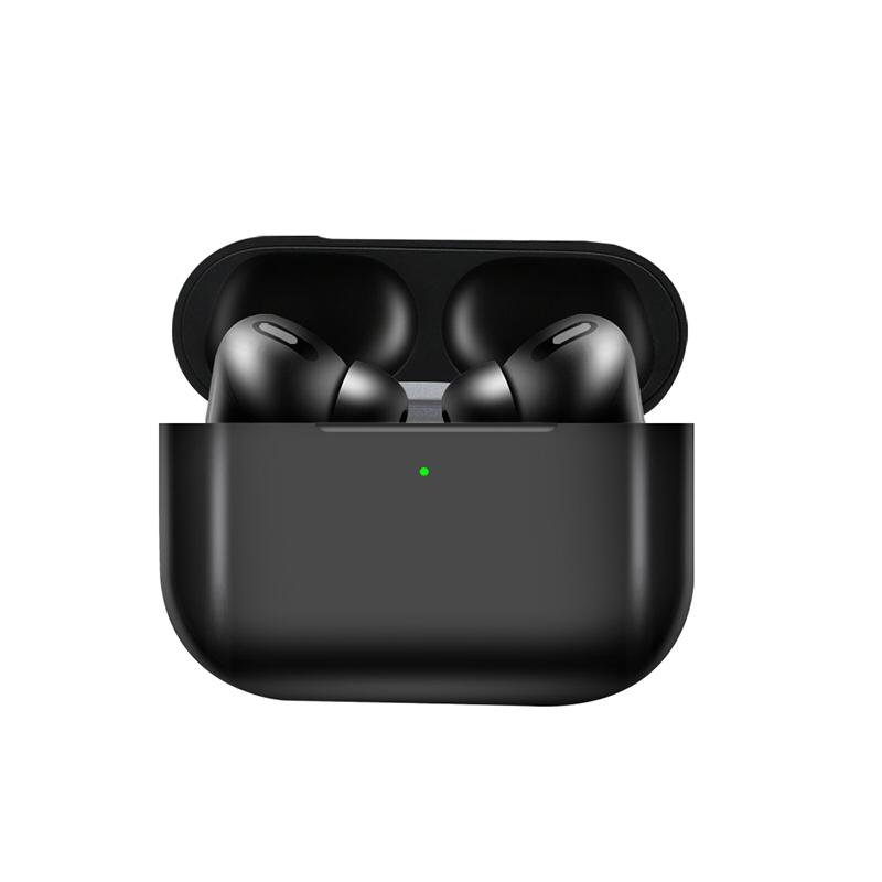 Black Eardots Pro - Wireless Bluetooth Earbuds with Charging Case