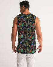 Load image into Gallery viewer, Cali Roots Riddim Collection Men's Sports Tank