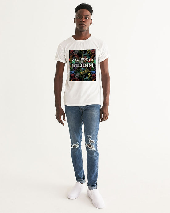 Cali Roots Riddim Collection Graphic Men's Graphic Tee