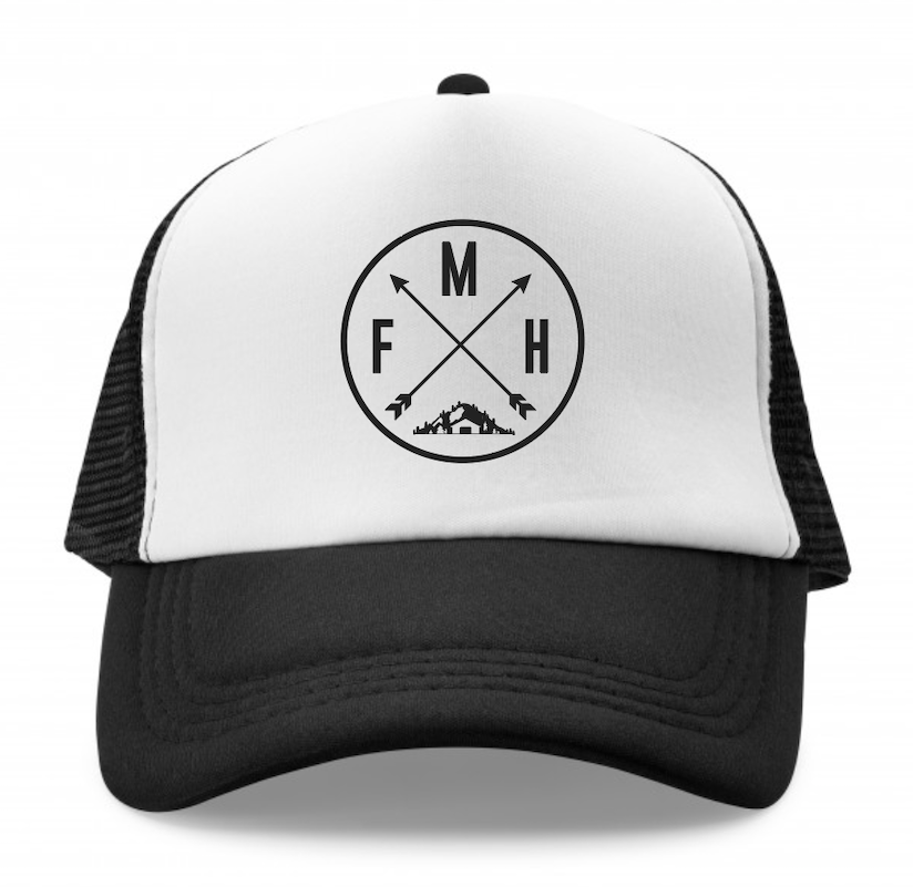 Felton Arrow Hat (Trucker) [PRE-ORDER]