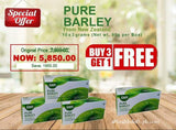 Buy 3 plus 1 Box Pure Barley Juice