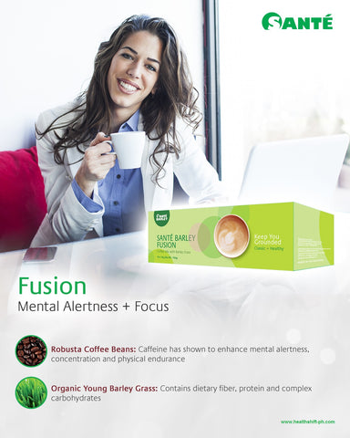 Fusion Coffee (5 Boxes)