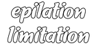 Epilation Limitations